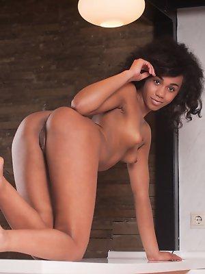 Ebony glamour